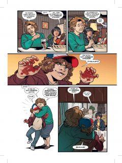 Комикс Очень Странные Дела. Зомби-Пацаны автор Грег Пак