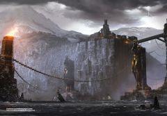 Артбук Энциклопедия Dragon Age: Мир Тедаса. Том 1 изображение 1