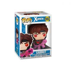 Funko POP! Bobble: X Men Classic: Gambit w/ Cards источник X-Men и Гамбит