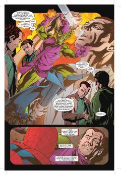 Комикс Человек-Паук. Новый день. Том 3 серия Marvel