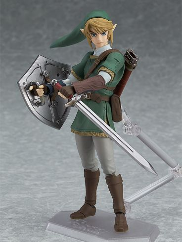 figma Link: Twilight Princess ver. DX Edition фигурка
