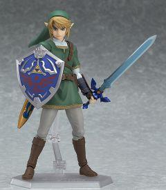 Фигурка figma Link: Twilight Princess ver. DX Edition источник The Legend of Zelda