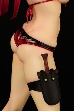 Фигурка Erza Scarlet Swim Wear Gravure_Style/ver.FIRE изображение 3