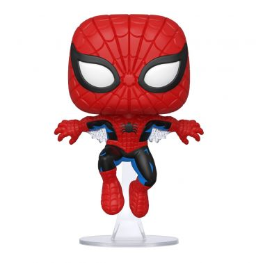 Funko POP! Bobble: Marvel: 80th First Appearance: Spider-Man фигурка