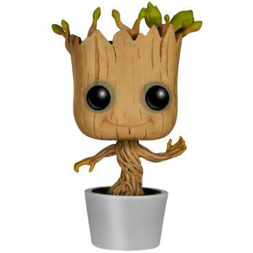 Фигурка Funko POP! Bobble: Guardians O/T Galaxy: Dancing Groot фигурка