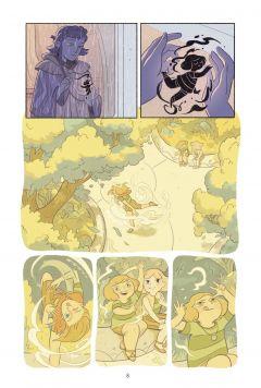 Комикс Пять миров. Том 2. Принц Кобальта источник Пять миров