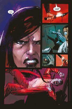Комикс Чёрная вдова. Добро пожаловать в игру источник Black Widow