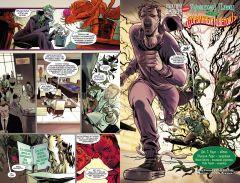 Комикс Психушка Джокера. Ядовитый Плющ. Сорванный цветок (мягкая обложка) издатель Азбука-Аттикус