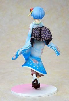 Фигурка Rem: Ukiyo-e Cherry Blossom Ver. изображение 4