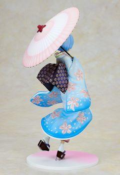 Фигурка Rem: Ukiyo-e Cherry Blossom Ver. изображение 1