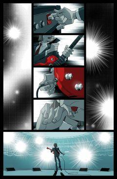 Комикс Нечистая Сила. Заложные покойники источник Нечистая Сила