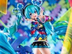 Фигурка Hatsune Miku: MIKU EXPO 5th Anniv. / Lucky☆Orb: UTA X KASOKU Ver. источник Hatsune Miku