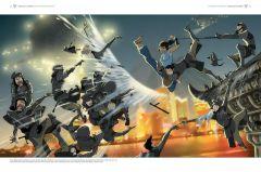 Артбук Avatar. The Legend of Korra. Аватар Корра. Искусство анимационного мира автор Майкл Данте ДиМартино и Брайан Кониецко