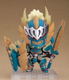 Фигурка Nendoroid Hunter: Male Zinogre Alpha Armor Ver. DX изображение 1