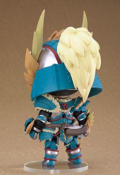 Фигурка Nendoroid Hunter: Male Zinogre Alpha Armor Ver. DX изображение 2
