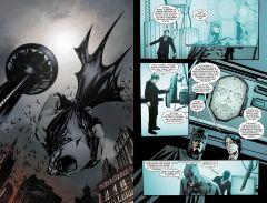 Комикс Бэтмен. Черное зеркало жанр Детектив, Боевик и Драма