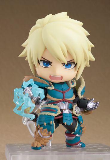 Nendoroid Hunter: Male Zinogre Alpha Armor Ver. DX фигурка