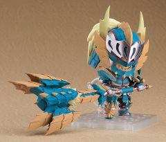 Фигурка Nendoroid Hunter: Male Zinogre Alpha Armor Ver. DX изображение 3