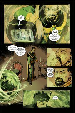 Комикс Доктор Стрэндж. Том 5. Секретная Империя изображение 1