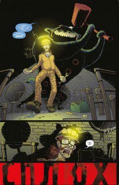 Комикс Подростки Мутанты Ниндзя Черепашки. Вселенная. Том 2. Новые странности источник Teenage Mutant Ninja Turtles