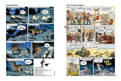 Комикс Динозавры в комиксах. Том 4 автор Арно Плюмери