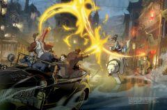 Артбук Avatar. The Legend of Korra. Аватар Корра. Искусство анимационного мира (Лимитированное издание) издатель Illusion Studios