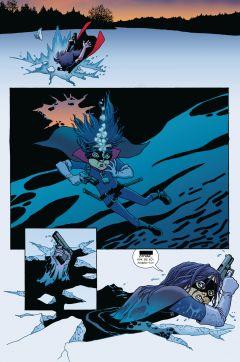 Комикс Убивашка в Канаде автор Джефф Лемир и Эдуардо Риссо