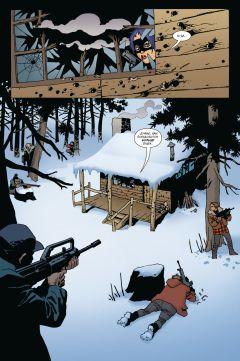 Комикс Убивашка в Канаде издатель Комильфо