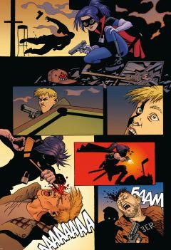 Комикс Убивашка в Канаде источник Hit-Girl