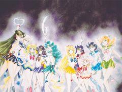 Манга Sailor Moon. Том 6. + Коллекционный бокс. Часть 1. изображение 1