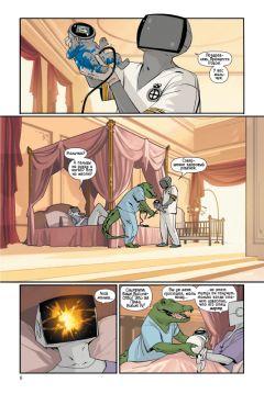 Комикс Сага. Делюкс-издание. Книга Вторая. источник Saga