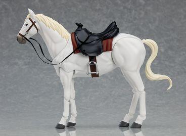 figma Horse ver. 2 (White) фигурка