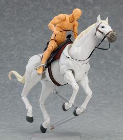 Фигурка figma Horse ver. 2 (White) изображение 3