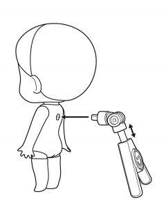 Фигурка Nendoroid Easel Stand производитель Good Smile Company