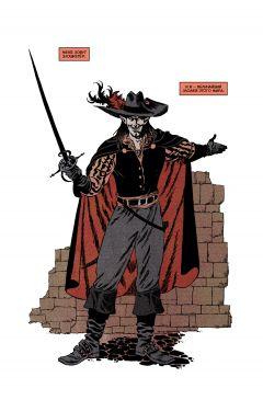 Комикс Злодеи источник Злодеи