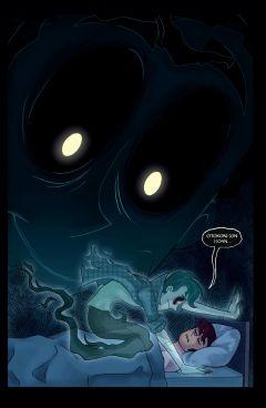 Комикс Дух моей общаги. Книга 2. Бессонный паралич источник Дух моей общаги