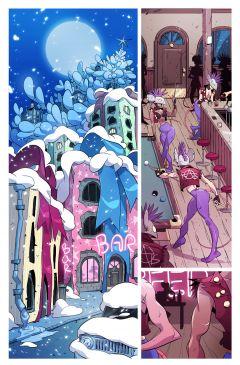 Комикс Злодеи изображение 2