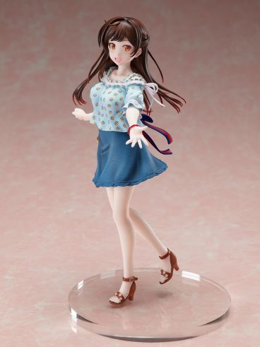 Kanojo, Okarishimasu Chizuru Mizuhara 1/7 Scale figure фигурка