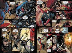 Комикс Injustice. Боги среди нас. Год третий. Книга 2 жанр Драма, Боевик, Детектив и Супергерои