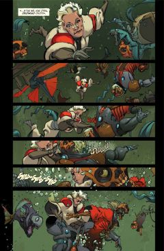 Комикс Дно. Книга 3. изображение 2