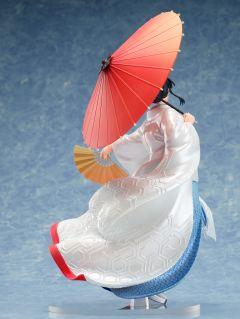 Фигурка SSSS.GRIDMAN Rikka Takarada - Shiromuku - 1/7 Scale Figure изображение 2