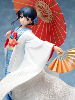 Фигурка SSSS.GRIDMAN Rikka Takarada - Shiromuku - 1/7 Scale Figure производитель FURYU Corporation