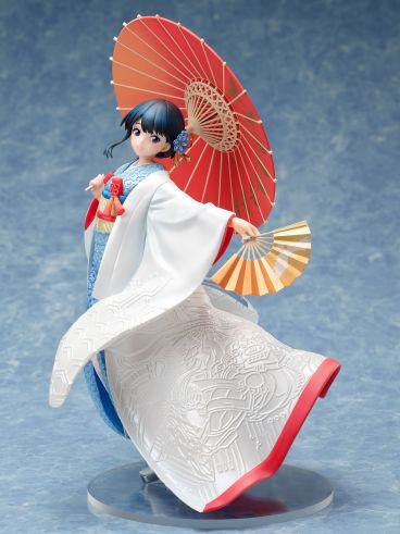 SSSS.GRIDMAN Rikka Takarada - Shiromuku - 1/7 Scale Figure фигурка