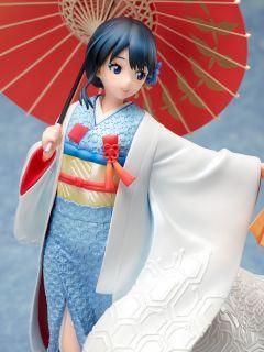Фигурка SSSS.GRIDMAN Rikka Takarada - Shiromuku - 1/7 Scale Figure изображение 1