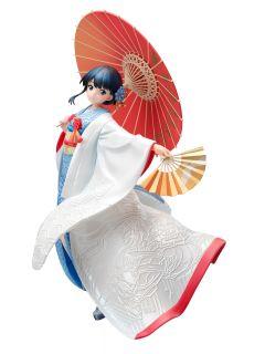 Фигурка SSSS.GRIDMAN Rikka Takarada - Shiromuku - 1/7 Scale Figure изображение 4