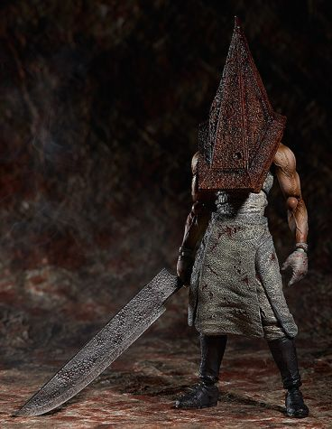 figma Red Pyramid Thing фигурка