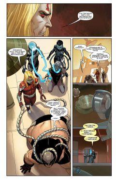 Комикс Отряд Икс. Книга 3. жанр Супергерои, Боевик, Приключения и Фантастика