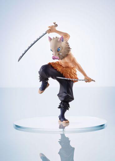 ConoFig Demon Slayer: Kimetsu no Yaiba Inosuke Hashibira Figure фигурка