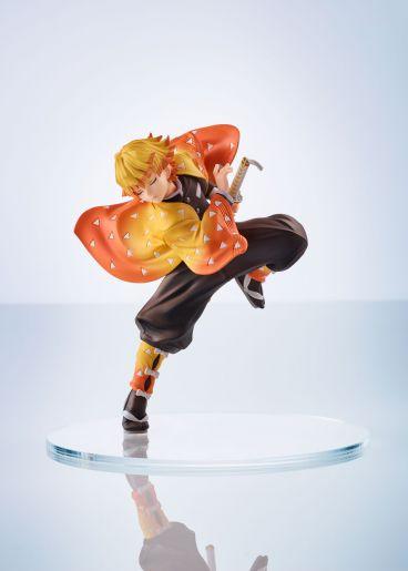 ConoFig Demon Slayer: Kimetsu no Yaiba Zenitsu Agatsuma Figure фигурка