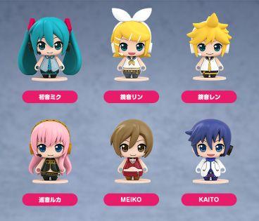 Pocket Maquette: Hatsune Miku 01 фигурка